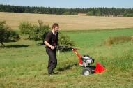 Bezpirkstu pļaujmašīna ESM