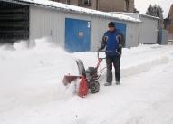 Sniega frēze SF 55